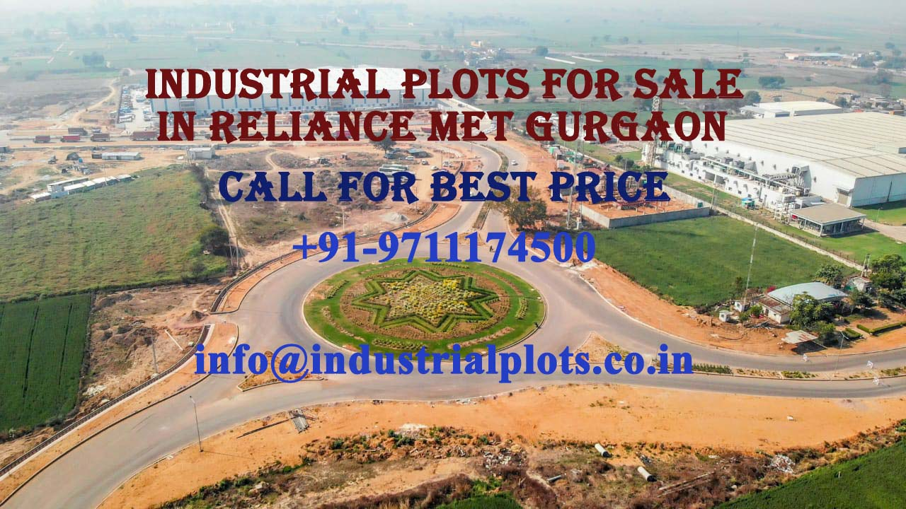 Reliance Industrial Plots Price, Industrial Plots at Reliance met