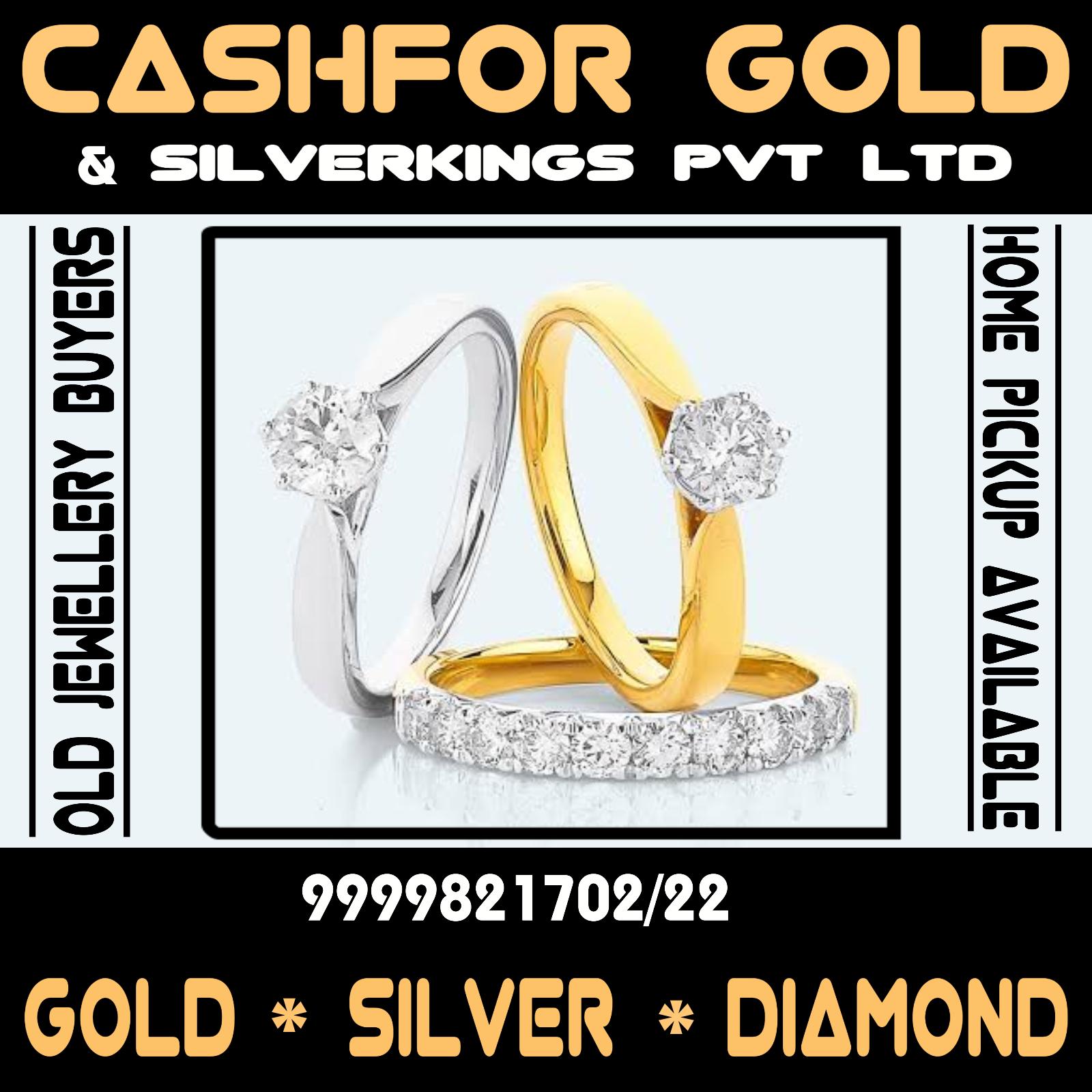 Sell scrap Silver Gems