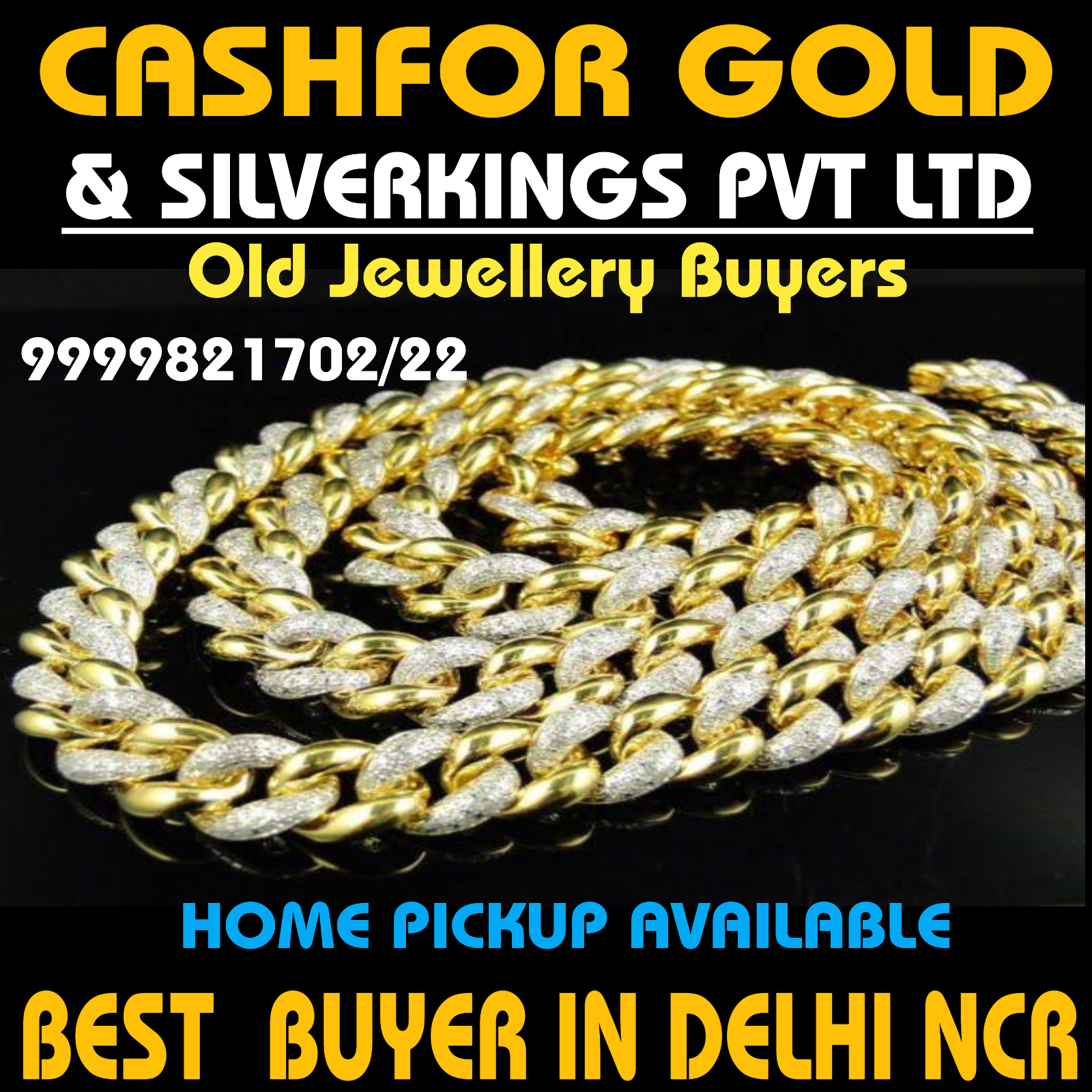 Selling Your Gold Jewellery