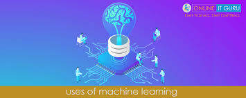 Machine Learning certification training