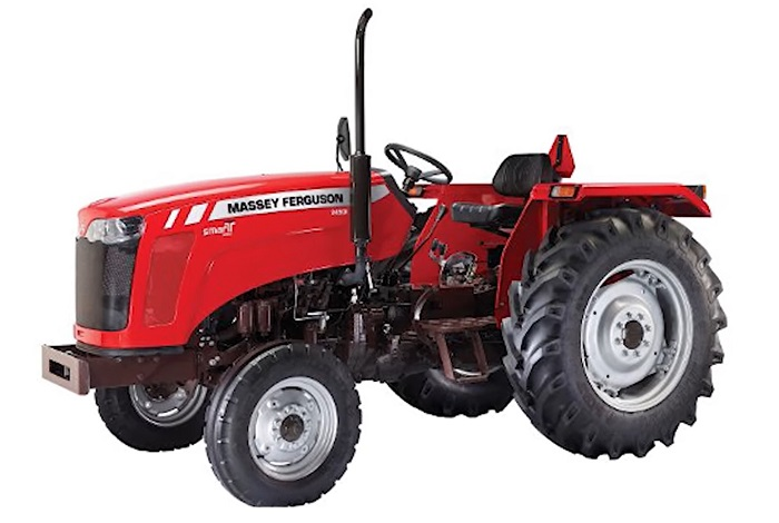 Massey Tractor Price in India