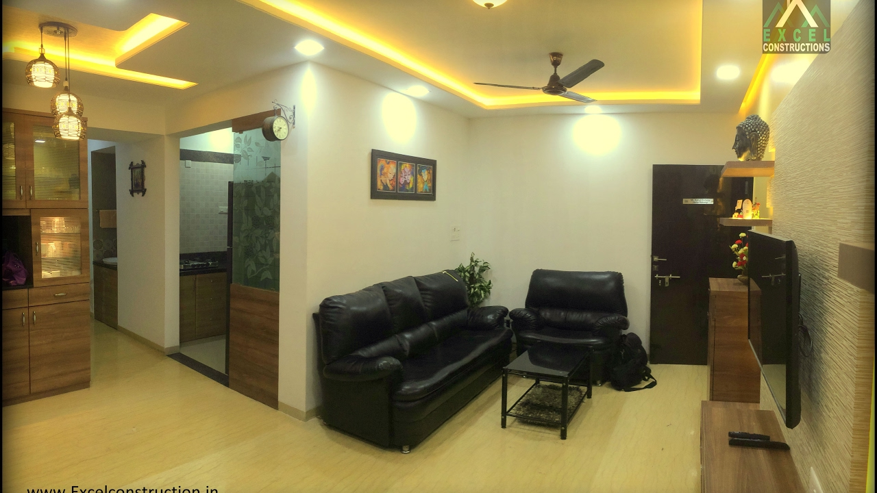 2 BHK Apartment in Wardha Road, Nagpur for comfortable & peaceful living.