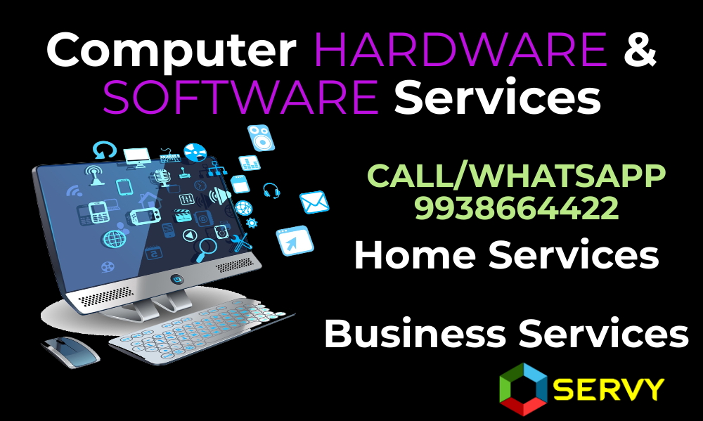 Authorized Laptop | Computer Service In Bhubaneswar
