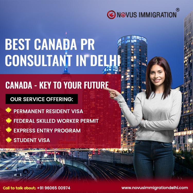 Canada Immigration Consultants in Delhi – Novus Immigration Delhi