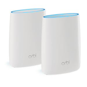 Where i can find the default credentials for Netgear Orbi LoginSetup?