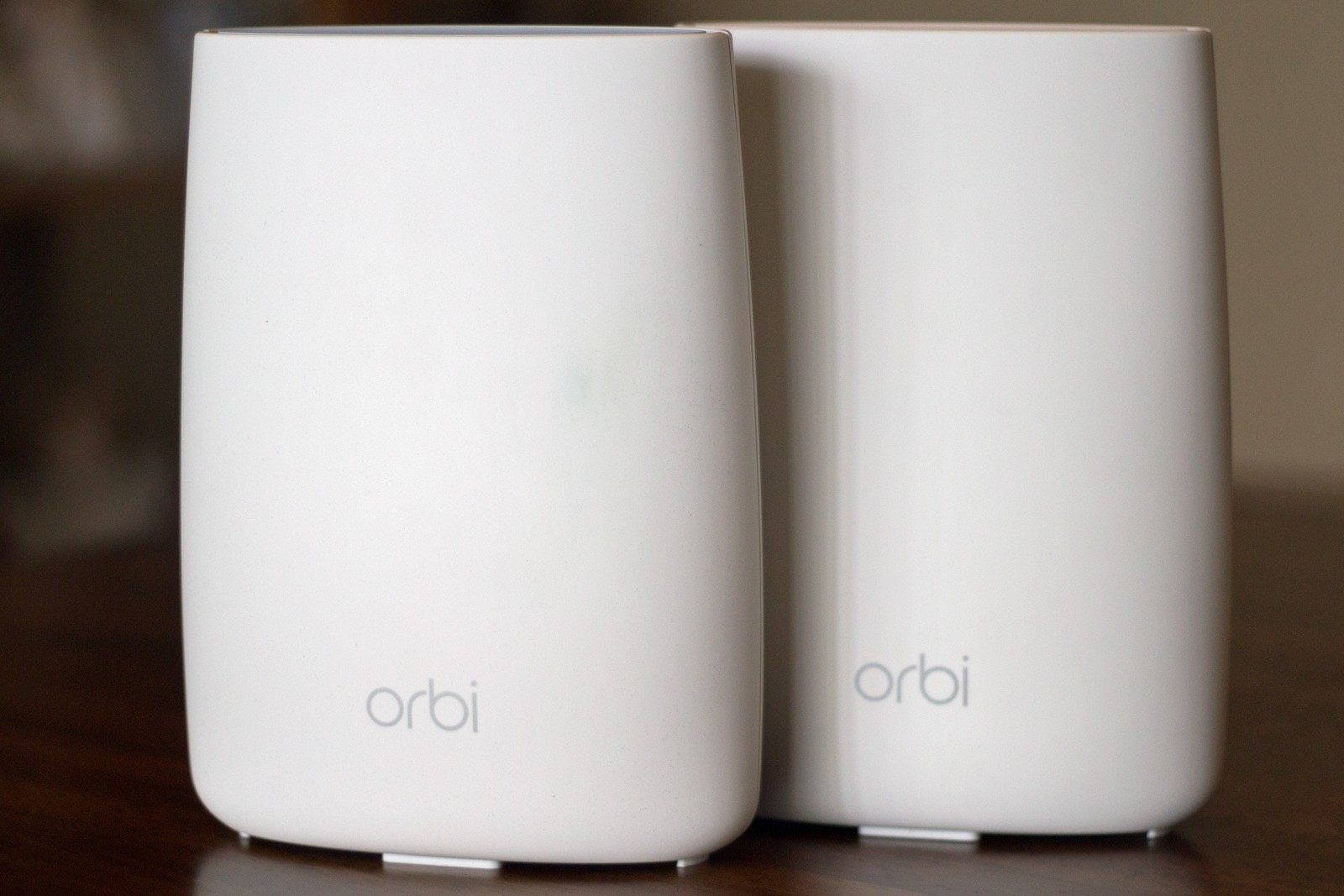 How do I reset my Orbi WiFi password?