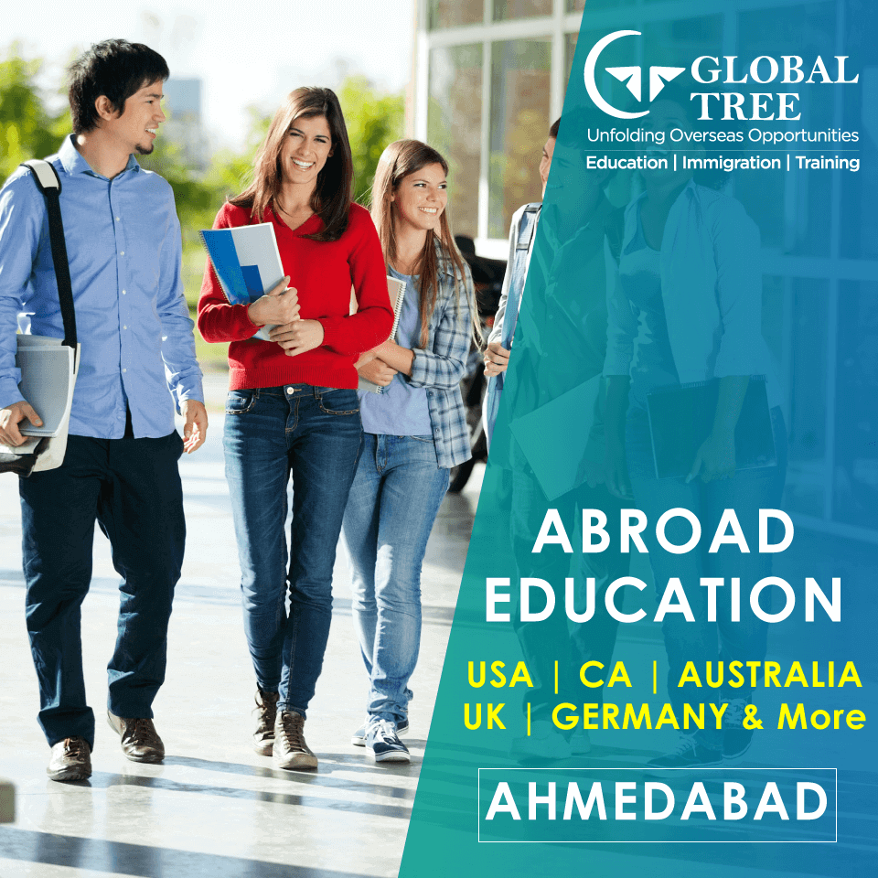 Overseas Education Consultants in Ahmedabad