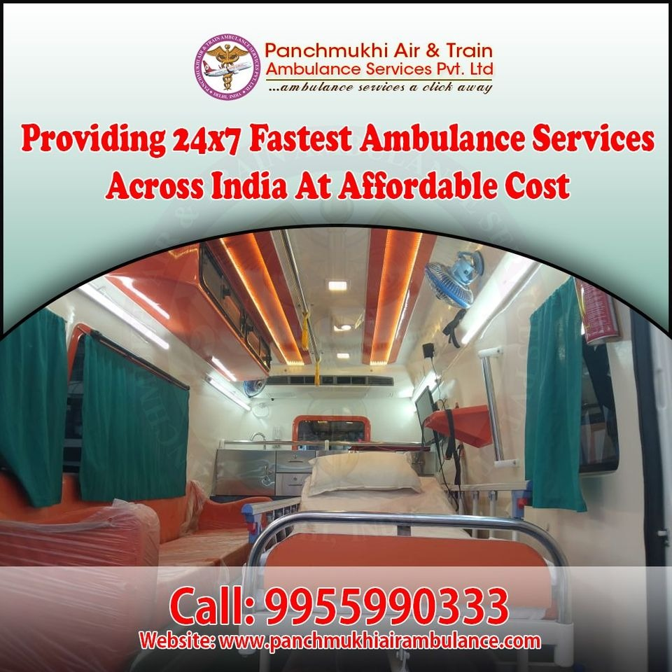 Get the Best and Trusted Ambulance Service in Imphal East