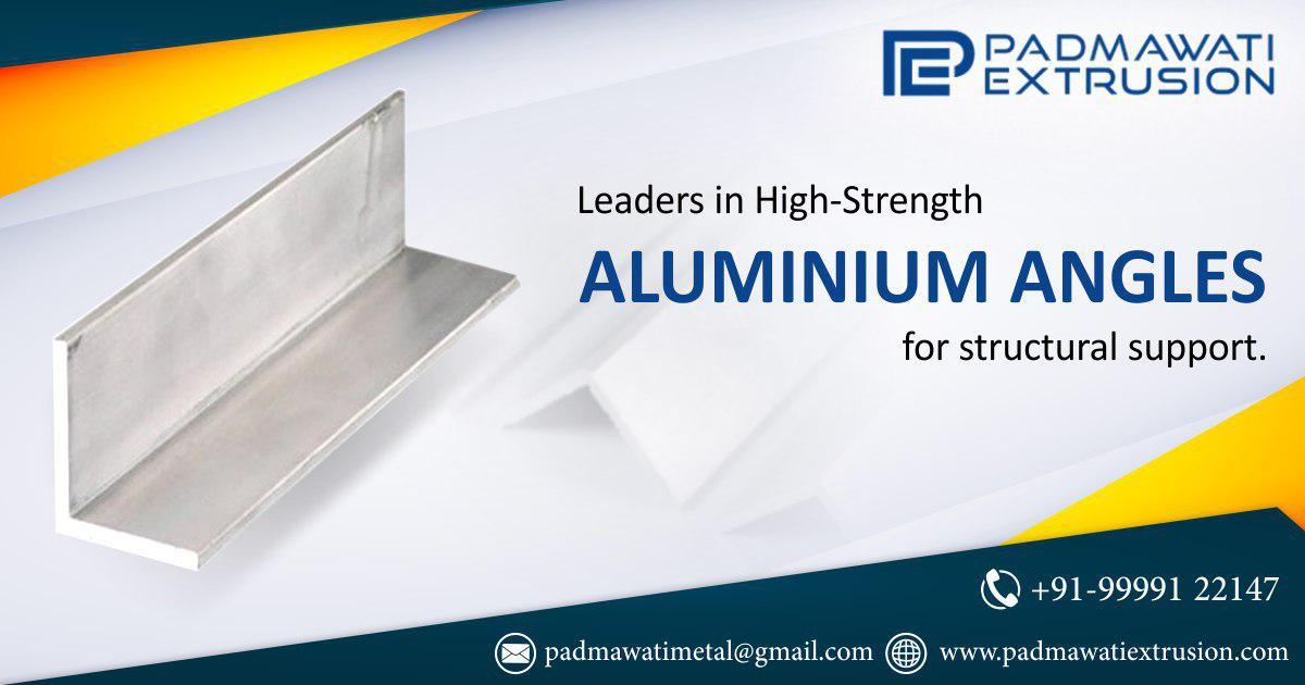 Padmawati Aluminium Angle
