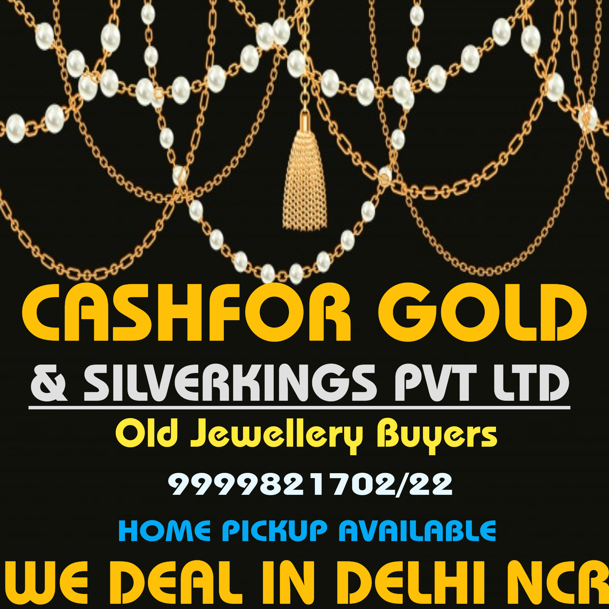 Sell silver for cash in Delhi