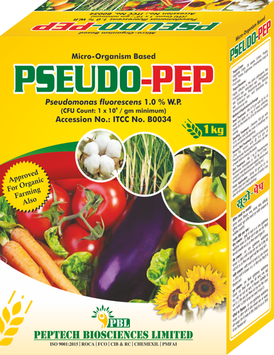 BUY PSEUDO PEP PSEUDOMONAS FLUORESCENS At Rs.195 : PG Microlab