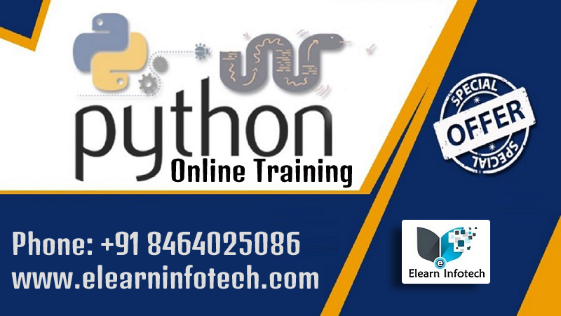 Online Python Training in Hyderabad with Live Project