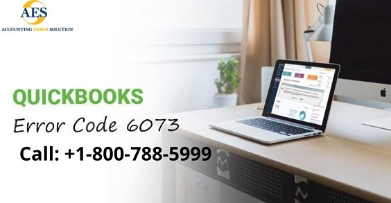 Resolve QuickBooks Error 6073 99001 | Call us @ +1-800-788-5999