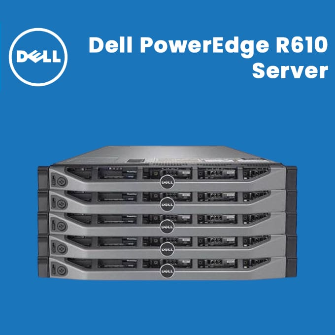 Dell PowerEdge R610 (Refurbished)