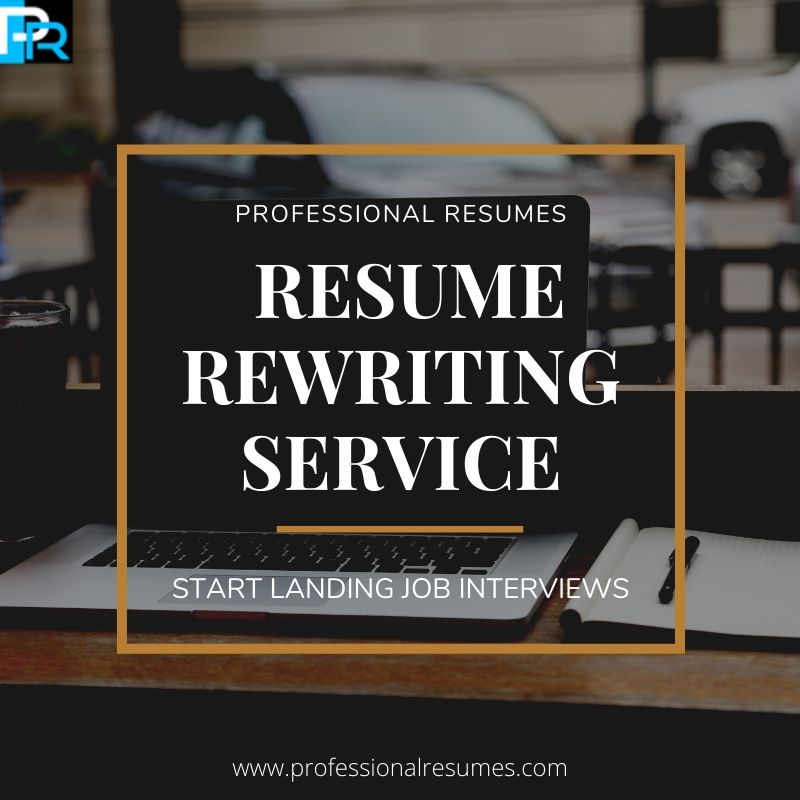 Advantages of Hiring Resume Writing Providers
