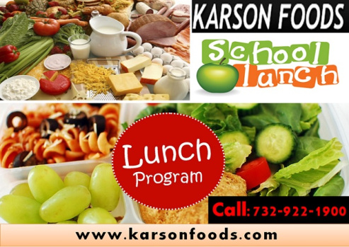 Affordable Healthy School Lunch Meal service Provider @ New Jersey