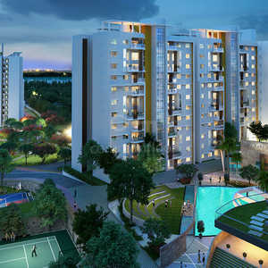 Shriram Blue Apartments for sale in Bangalore | Call: 8448336360
