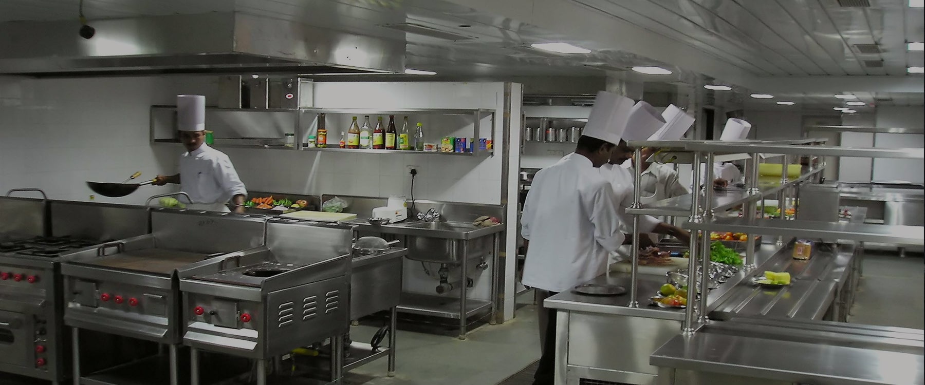 High Quality Commercial Kitchen Manufacturer in Bhubaneswar