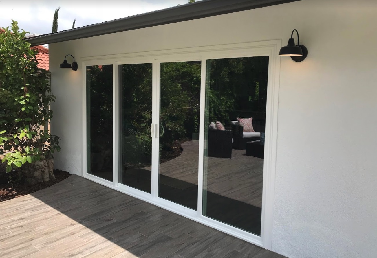 Sliding Glass Door Replacement in Sacramento