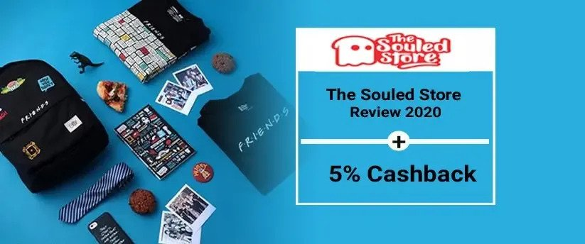 Souled Store coupons | Sould Store Offers & Deals