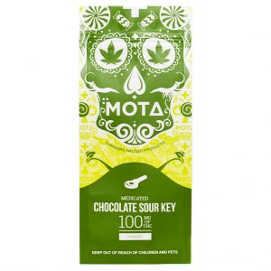 MOTA Chocolate Dipped Sour Key