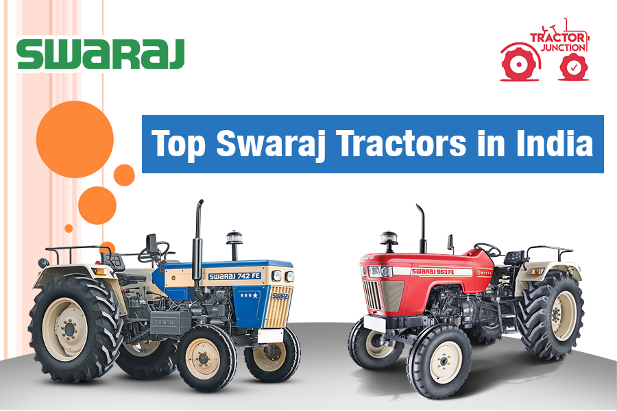 Swaraj Tractor Price List