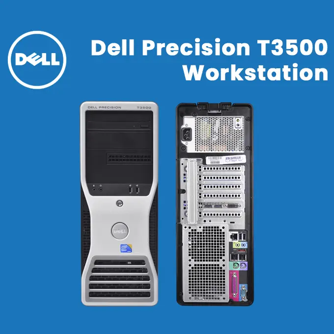 Dell Precision T3500 (Refurbished Desktop)