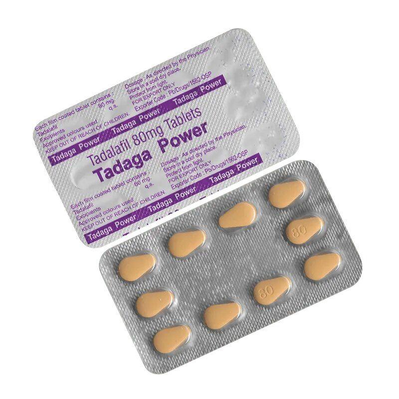 Tadaga power 80mg online | tadalafil 80mg