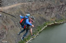 Twin Falls Idaho BASE Jumping