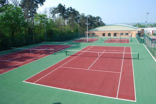 sports court construction services in delhi