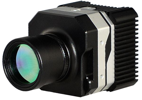 Thermal Imaging Module with Shutter31