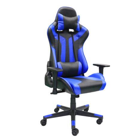 Modern Ergonomic PU Gaming Chair With Butterfly Mechanism46