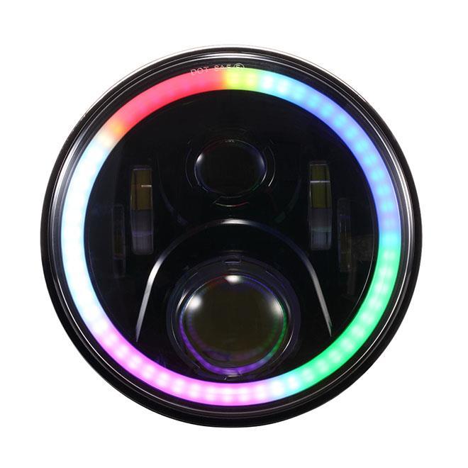 7 Round Headlight22