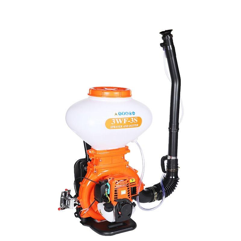 Backpack Sprayer Duster Machine35