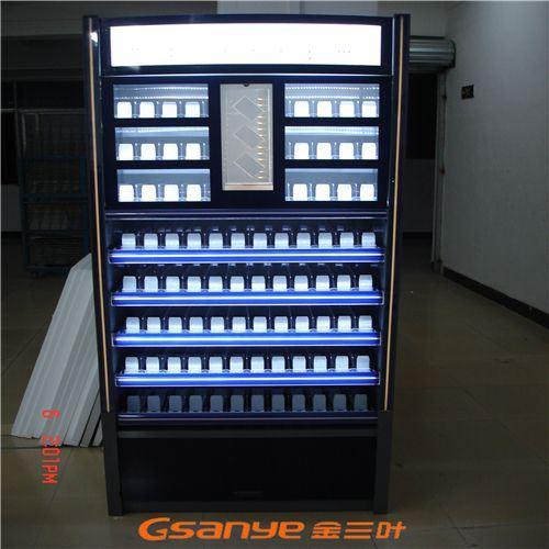 Cigarette Sales Display With Custom36