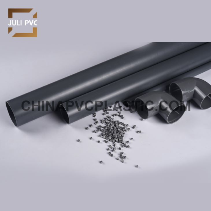 Injection Pvc Compound For Fittings52