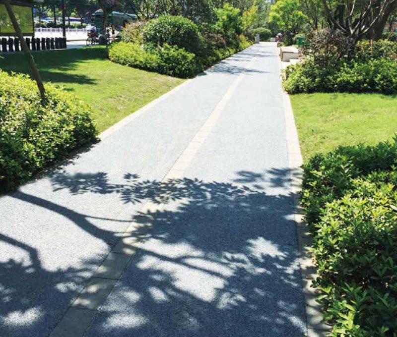 Permeable Concrete Pavement43