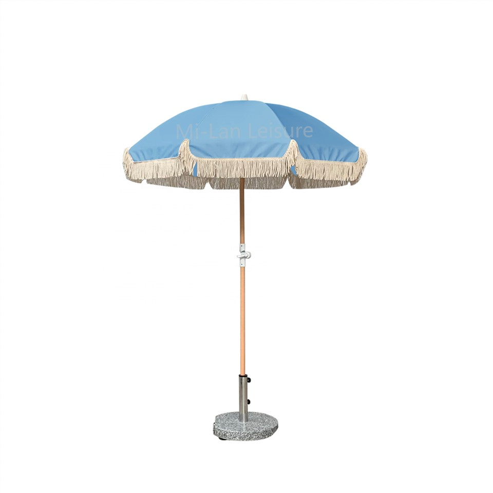 Fringe Beach Umbrella93