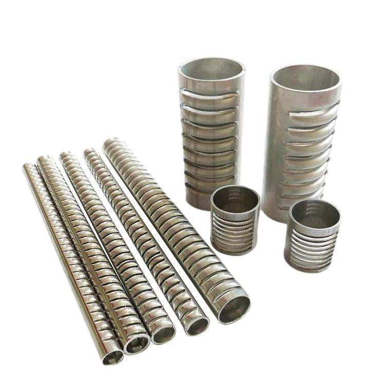 Aluminum Condenser Collector Pipe77