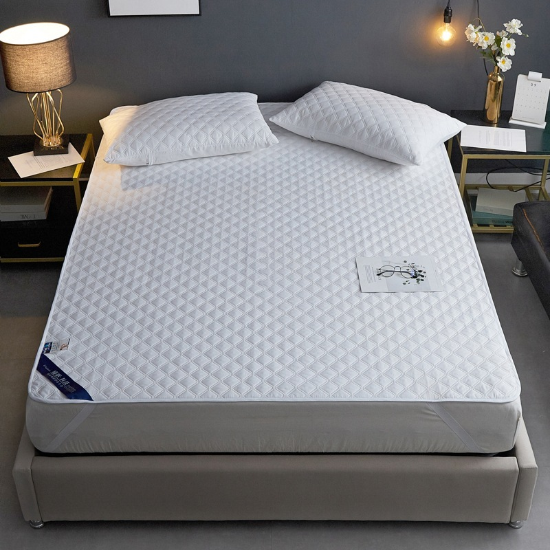 Brushed Quilted Waterproof Mattress top62
