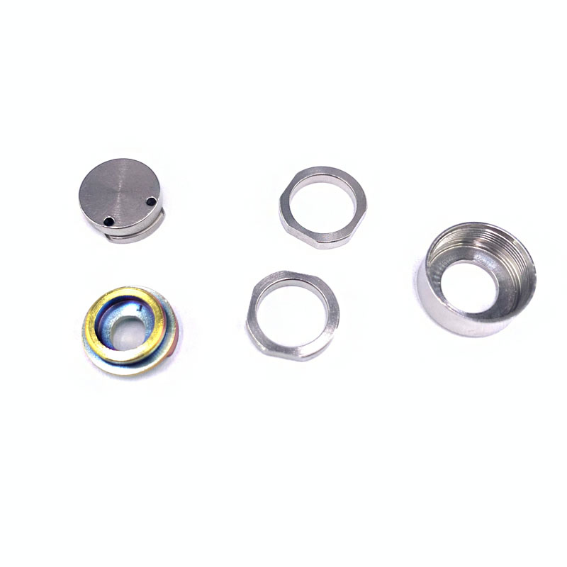 Aluminum Metal Small Machining Parts27