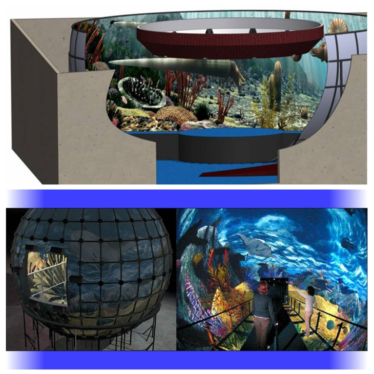 Immersive Projection Dome Theaters0