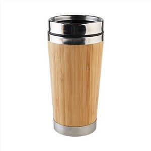 Bamboo Vacuum Flask20