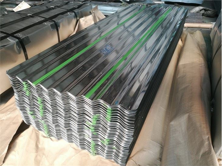 Circular Galvanized Corrugated Sheet69