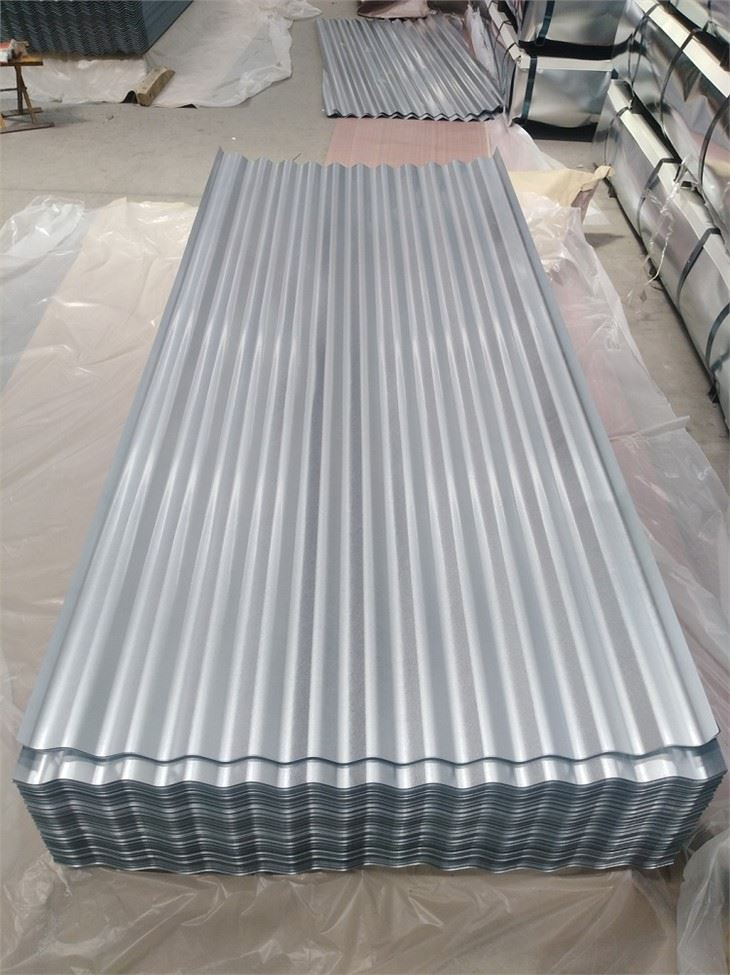 Hard Quality Galvalume Corrugated Sheet7