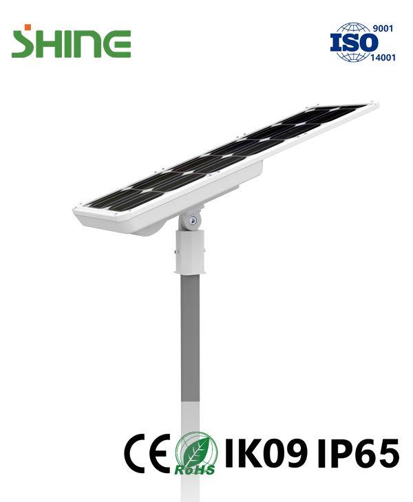 Solar Panel LED Street Light13