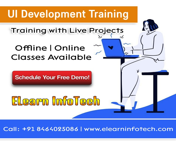 UI Development Training Course in Hyderabad