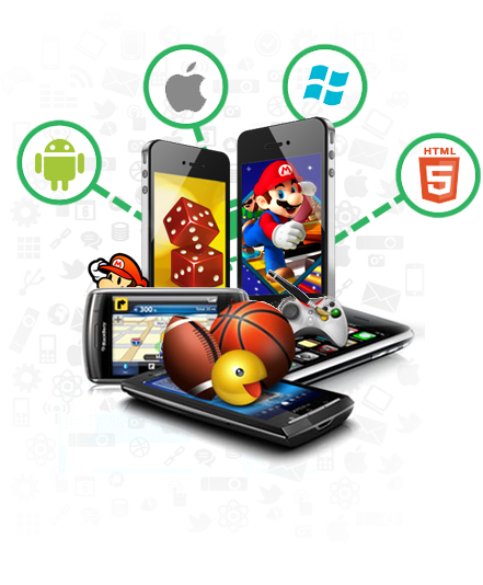 Android & iOS Mobile Unity 2D-3D Game Development Service Provider Company in India, USA
