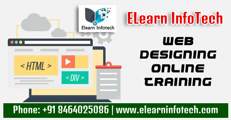 Online Web Designing Training in Hyderabad with Live Project