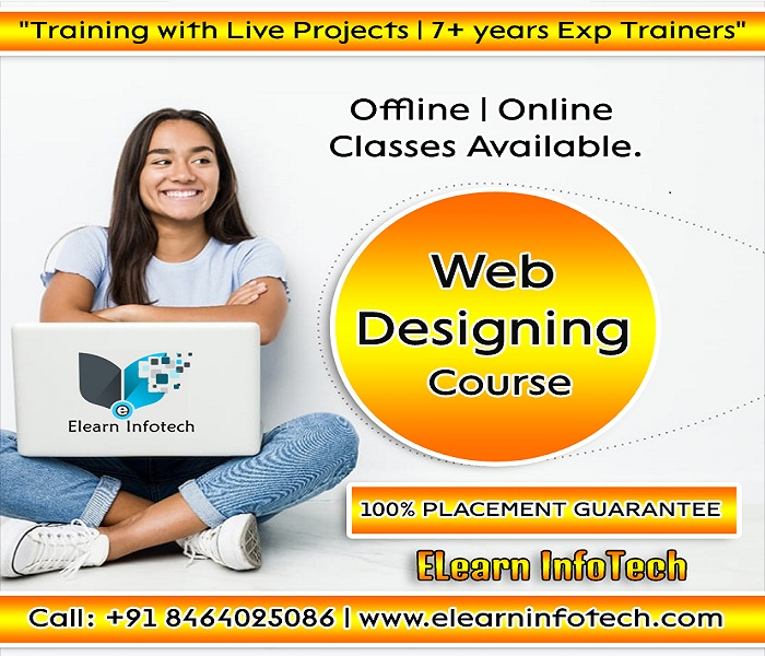 Web Designing Course Hyderabad | Web Design Training